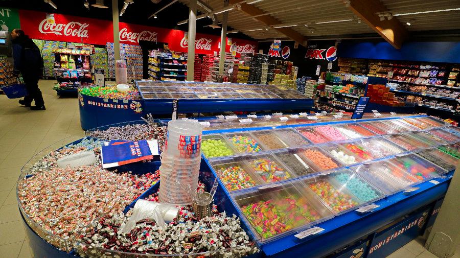 瑞典ABISKO🔸斯德哥爾摩的超市 納爾維克魚市場 台灣泡麵香死歐洲人