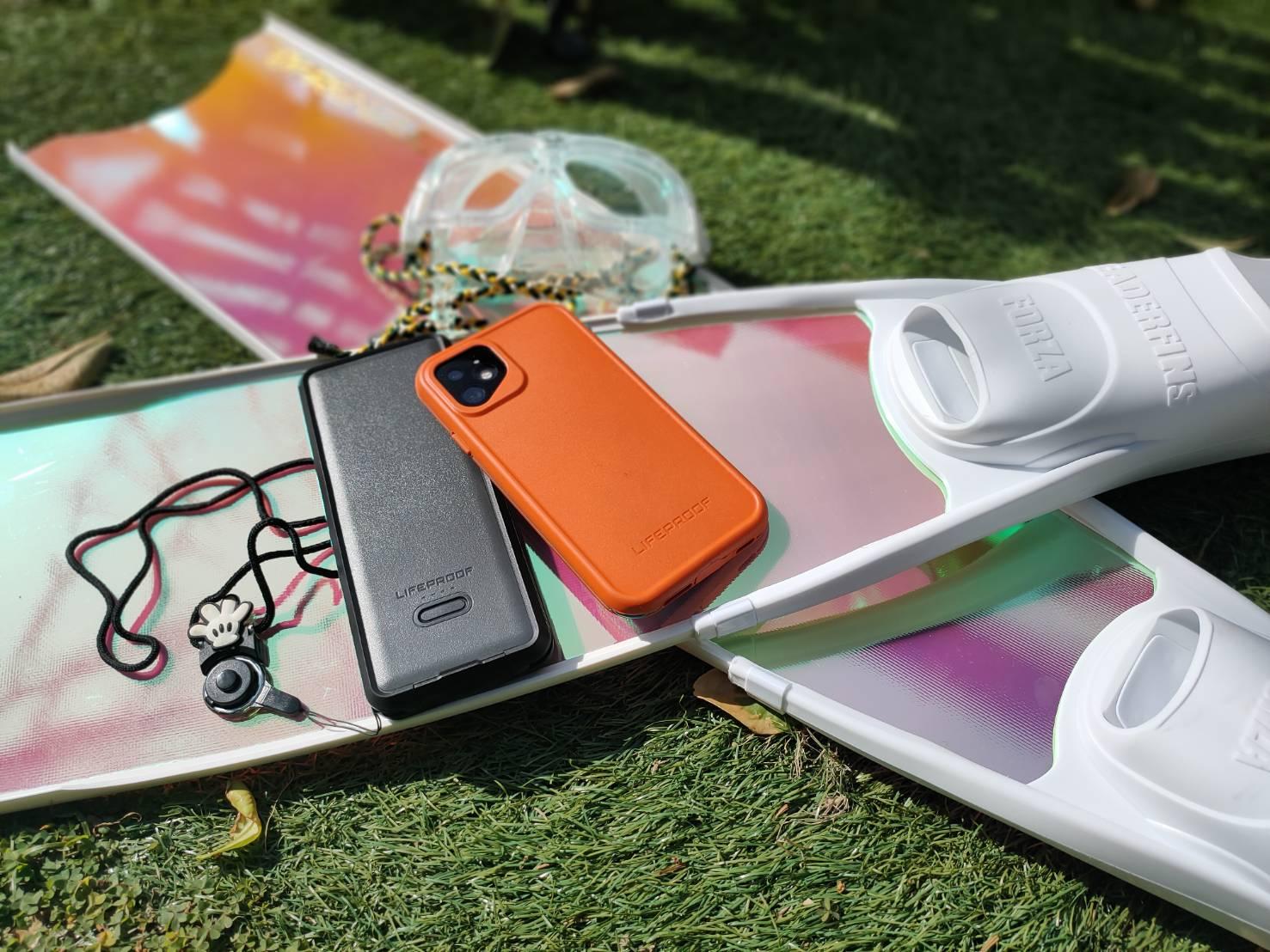 開箱評測  LifeProof超能動力行動電源 無線充電免帶充電頭/免帶線!