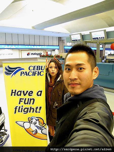 2011-1-17-關島@桃園機場出發到關島 (42)