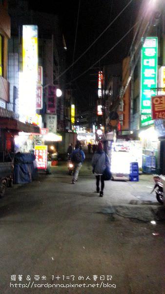 韓國X親子旅遊 || 首爾 東大門 必吃料理 土豆排骨鍋