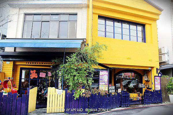 ♥1Y 1M 22D ♥ 親子餐廳   相約一歲娃 到士林捷運旁的 伊莎貝拉 親子餐廳