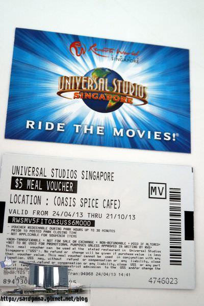 新加坡X聖淘沙 必去景點||玩到最後一天 Universal Studio SINGAPORE 環球影城 PART2  飲食篇(歌蒂炸雞快餐)(梅爾斯經典快餐店)