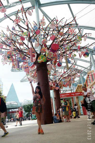 新加坡X 聖淘沙 || 沒想到糖果店可以這麼吸引人 CANDYICIOUS