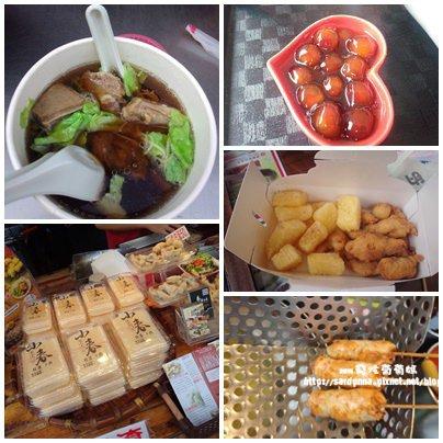 宜蘭x輕旅行||來羅東夜市必吃幾攤推薦,早上市場的米苔目當早餐大推!!!