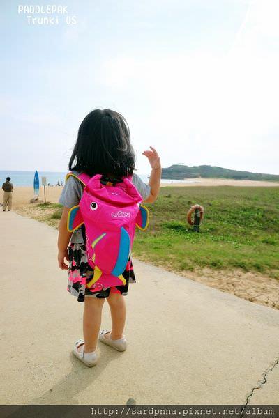 好物推薦| |玩水必備 (上學也可用) TRUNKI 最新款 PADDLEPAK 防水背包