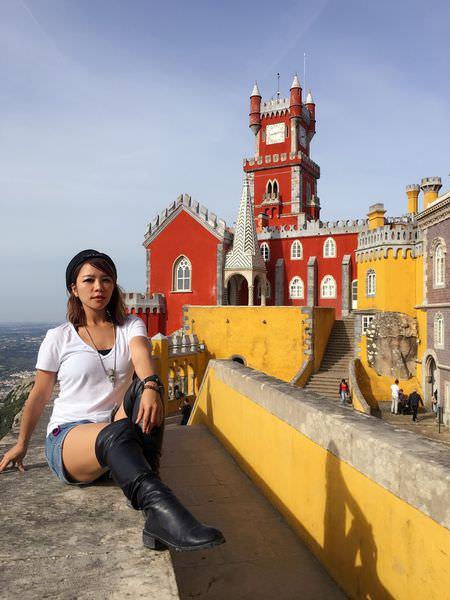 葡萄牙自助遊X歐洲上網 ||拍外景打卡 更少不了「遠遊卡」歐洲15天 1GB