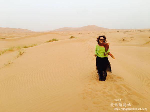 2017摩洛哥奇幻旅程xDAY 3||在沙漠的時間太短了 說了掰掰 轉身離開 這一路 騎了單車 騾子 也上了奔馳吉普車